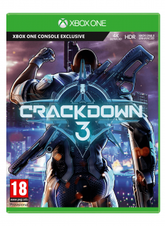 Crackdown 3 Xbox One