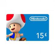 Nintendo eShop polnilna kratica 15 Font