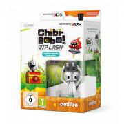 Chibi-Robo! Zip Lash amiibo Bundle