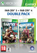 Ubisoft Double Pack - Far Cry 3 & 4