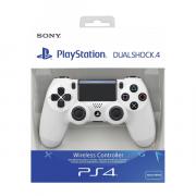 PlayStation 4 (PS4) Dualshock 4 kontroler (beli) (2017)