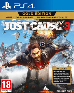 Just Cause 3 Gold Edition PS4