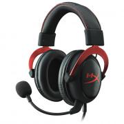 Kingston HyperX Cloud II Pro Gaming slušalke (crno-rdeč) KHX-HSCP-RD