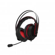 Asus Cerberus V2 Gamer, slušalke (rdeče)