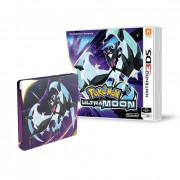 Pokémon Ultra Moon Fan Edition (Steelbook Edition)