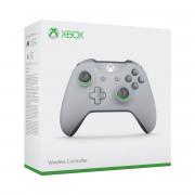 Xbox One brezžični kontroler (Grey/Green)