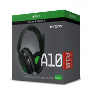 Astro A10 green gaming headset