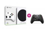 Xbox Series S 512GB + Xbox brezžični kontroler (črni)