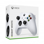 Xbox brezžični kontroler (beli)