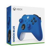 Xbox  brezžični kontroler (moder)
