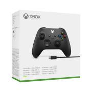 Xbox brezžični kontroler + USB-C kabel