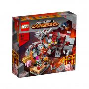 LEGO MinecraftBitka z rdečekamni (21163)