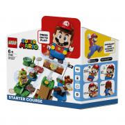LEGO Mario Pustolovščine na Mariovi začetni progi (71360)