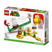 LEGO Mario Razširitveni komplet s toboganom cvetlične piraje (71365)