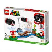 LEGO Mario Razširitveni komplet s točo Banzai Billa (71366)
