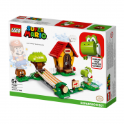 LEGO Mario Razširitveni komplet z Mariovo hišo in Yoshijem (71367)