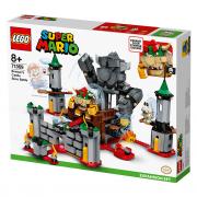 LEGO MarioRazširitveni komplet z bojem z grajskim šefom Bowserjem (71369)