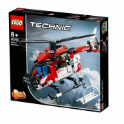 LEGO Technic Rešilni helikopter (42092)