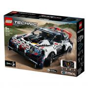LEGO Technic Avtomobil za reli Top Gear, krmiljen iz aplikacije (42109)