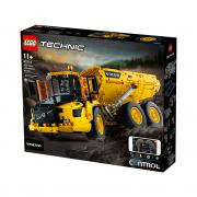 LEGO TechnicČlenjeni transporter Volvo 6x6 (42114)