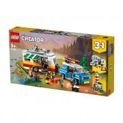 LEGO Creator Družinske počitnice s prikolico (31108)