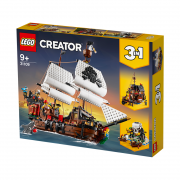 LEGO Creator Piratska ladja (31109)