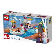 LEGO Disney Princess Annino potovanje s kanujem (41165)