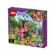 LEGO Friends Džungelska hišica na drevesu za pande (41422)