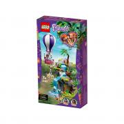LEGO Friends Džungelsko reševanje tigra z balonom (41423)