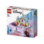 LEGO Disney PrincessKnjiga dogodivščin Ane in Elze (43175)