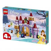 LEGO Disney Princess Praznovanje na Bellinem zimskem gradu (43180)