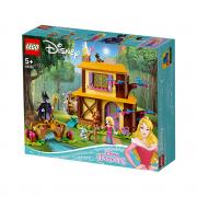 LEGO Disney Princess Aurorina gozdna koča (43188)