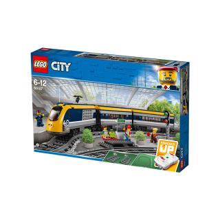 LEGO City Potniški vlak (60197) Merch