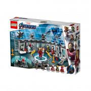 LEGO Super Heroes Iron Manova orožarska dvorana (76125)