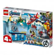 LEGO Super Heroes Maščevalci - Lokijev bes (76152)