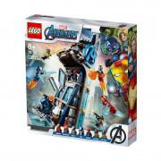 LEGO Super Heroes Maščevalci - Bitka na stolpnicia (76166)