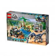 LEGO Jurassic World Spopad z baryonyxom: Lov za zakladom (75935)