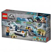 LEGO Jurassic WorldDr. Wujev laboratorij: pobeg malega dinozavra (75939)