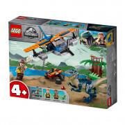 LEGO Jurassic World Velociraptor: reševalna akcija z dvokrilcemn (75942)