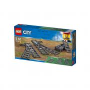 LEGO City Preklopni tiri (60238)