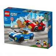 LEGO City Aretacija na avtocesti (60242)