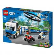 LEGO City Transport policijskega helikopterja (60244)