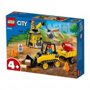 LEGO City Gradbeni buldožer (60252)
