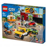 LEGO City Avtomehanična delavnica (60258)