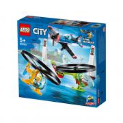 LEGO City Dirka v zraku (60260)