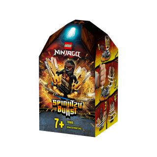 LEGO NINJAGO Spinjitzu izbruh - Cole (70685) Merch