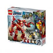 LEGO Super HeroesIron Man Hulkbuster proti agentu A.I.M. (76164)