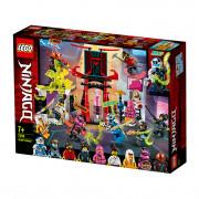 LEGO NINJAGO Igričarska tržnica (71708)