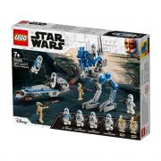 LEGO Star Wars Klonski bojevniki 501. legije (75280)