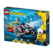 LEGO Minions Neustavljiv lov z motorjem (75549)